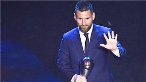 Messi giành The Best trong tranh cãi: Vì lá phiếu mang màu của cảm xúc