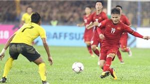 FPT Play trực tiếp bóng đá. Trực tiếp Việt Nam đấu với Malaysia (20h00 hôm nay)