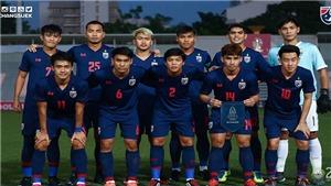 Bóng đá SEA Games 30: U22 Việt Nam và U22 Thái Lan mạnh vượt trội ở bảng B?