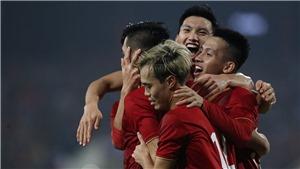 Bảng xếp hạng bảng G vòng loại World Cup 2022: Việt Nam đứng đầu, Thái Lan xuống thứ 3
