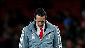 Arsenal CHÍNH THỨC sa thải HLV Unai Emery