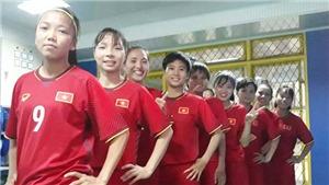 Kết quả SEA Games 30 môn bóng đá nữ: Việt Nam vs Thái Lan