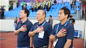 Thầy Park đứng ngồi không yên khi U22 Việt Nam chỉ thắng U22 Brunei ...6-0