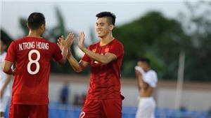 U22 Việt Nam 6-1 U22 Lào: Sướng nhưng vẫn hơi... bâng khuâng!
