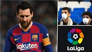 La Liga, bóng đá Tây Ban Nha lúc nào, bao giờ, chừng nào, khi nào đá lại, trở lại?