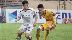 Lịch thi đấu vòng loại Cúp quốc gia 2020: Nam Định vs HAGL