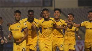 Lịch thi đấu vòng loại Cúp quốc gia 2020: SLNA vs Bình Định