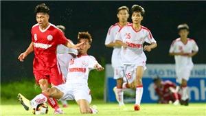 Link xem trực tiếp bóng đá U19 HAGL I vs An Giang. U19 quốc gia 2020