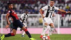 Link xem trực tiếp bóng đá. Genoa vs Juventus. Trực tiếp bóng đá Ý. FPT Play trực tiếp