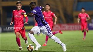 Hà Nội 0-1 Sài Gòn: Văn Quyết gây thất vọng trong ngày vắng Quang Hải