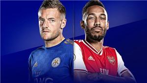 Link xem trực tiếp bóng đá. Arsenal vs Leicester. Trực tiếp bóng đá Anh. K+, K+PM