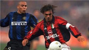 Ronaldinho và Ronaldo đều coi Maldini là đối thủ khó chịu nhất từng đối đầu