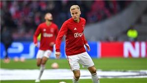 Chuyển nhượng MU 31/8: Ký hợp đồng 5 năm với Van de Beek, tranh Thiago với Liverpool