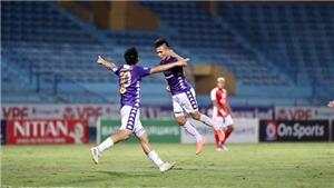 """ĐIỂM NHẤN Hà Nội 5-1 TPHCM: Đẳng cấp Quang Hải, Thành Chung là tiền đạo """"xịn"""""""
