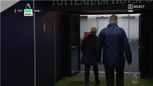 Jose Mourinho: 'Tottenham bị đối xử khác biệt so với các đội lớn khác'