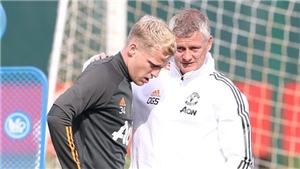 Tin bóng đá MU 19/10: Solskjaer gửi thông điệp cho Van de Beek. MU nhắm 'Luis Figo mới'