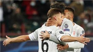Video clip bàn thắng trận Lokomotivvs Bayern Munich
