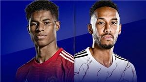 Link xem trực tiếp bóng đá. MU vs Arsenal. Xem trực tiếp Ngoại hạng Anh