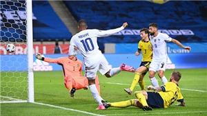 Link xem trực tiếp bóng đá.Pháp vs Thụy Điển. Xem trực tiếp UEFA Nations League