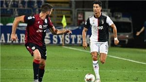Link xem trực tiếp Juventus vs Cagliari. Trực tiếp bóng đá Ý vòng 8