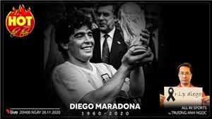 Tôi luôn là tôi, là chính tôi. Tôi là Diego Maradona!