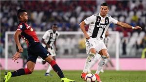 Link xem trực tiếp Genoa vs Juventus. Xem trực tiếp bóng đá Serie A vòng 11