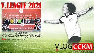 V-League 2021 và nỗi lo tiền đâu để đá bóng?