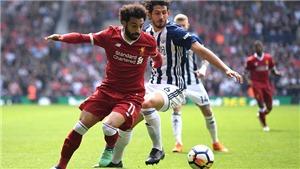 Link xem trực tiếp Liverpool vs West Brom. Trực tiếp bóng đá Ngoại hạng Anh vòng 15