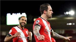 Southampton 1-0 Liverpool: MU có cơ hội giành ngôi đầu bảng