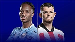 Link xem trực tiếpMan City vs Sheffield. K+, K+PM trực tiếp bóng đá Ngoại hạng Anh
