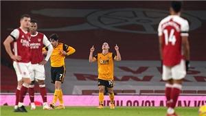 Link xem trực tiếp Wolves vs Arsenal. K+, K+PM trực tiếp bóng đá Ngoại hạng Anh