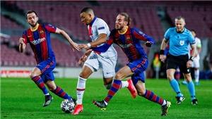 Video clip bàn thắng trận PSG vs Barcelona