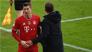 Bayern: Lewandowski nghỉ 4 tuần, lỡ cả 2 trận đại chiến với PSG