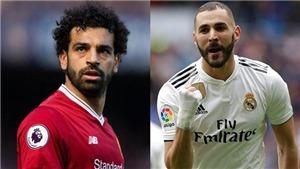 Real đại chiến Liverpool: 3 cuộc đối đầu đáng chú ý