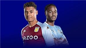 Video clip bàn thắng trận Aston Villa vs Man City