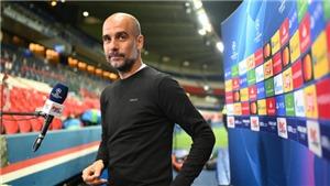 Guardiola: 'Cầu thủ Man City không ăn mừng sau trận thắng PSG'