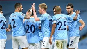 Bảng xếp hạng Ngoại hạng Anh vòng 35: Leicester thua, cuộc đua top 4 thêm căng thẳng