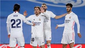 Video clip bàn thắng trận Real Madrid vs Osasuna