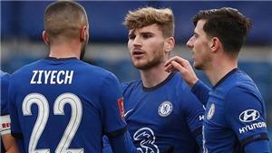 Video clip bàn thắng trận Chelsea vs Fulham