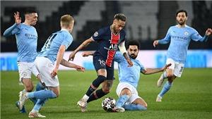 Video clip bàn thắng trận Man City vs PSG