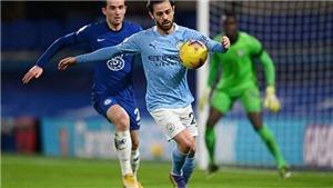 Video clip bàn thắng trận Man City vs Chelsea