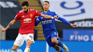 Video clip bàn thắng trậnMU vs Leicester