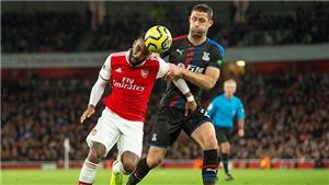 Link xem trực tiếp Crystal Palace vs Arsenal. K+, K+NS trực tiếp bóng đá Ngoại hạng Anh