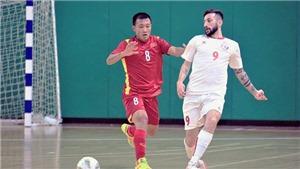 VCK Futsal World Cup 2021 diễn ra lúc nào, ở đâu?