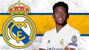 David Alaba chính thức gia nhập Real Madrid
