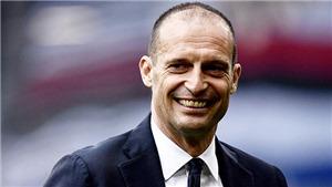 Allegri trở lại dẫn dắt Juventus, Pirlo bị sa thải hôm nay