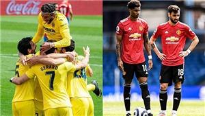Cập nhật trực tiếp bóng đá Chung kết Cúp C2: MU vs Villarreal (2h00 ngày 27/5)