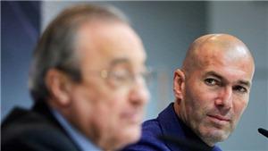 Tâm thư của Zidane: 'Tôi ra đi vì không còn được CLB tin tưởng'