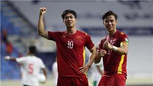 Cục diện bảng G vòng loại World Cup 2022: Việt Nam giữ quyền tự quyết với ngôi đầu