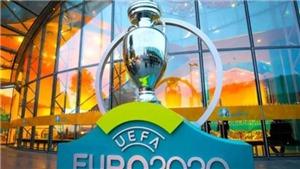 Bảng xếp hạngEURO 2021 - Bảng xếp hạng bóng đá EURO mới nhất